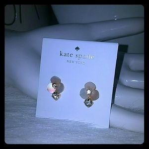 Kate spade mother of pearl earrings